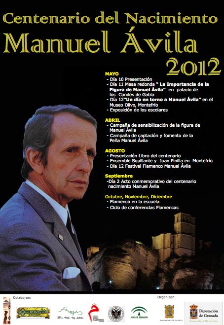 Centenario de Manuel Ávila