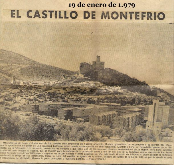 castillo montefrio
